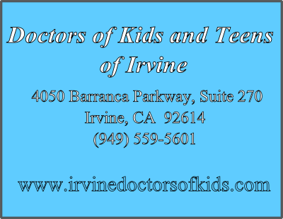 Irvine Docs of Kids and Teens